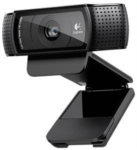 Logitech C920-HD-Pro-Webcam